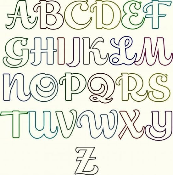 Free Bubble Letters Fonts Best 25 Bubble Letters Ideas Pinterest