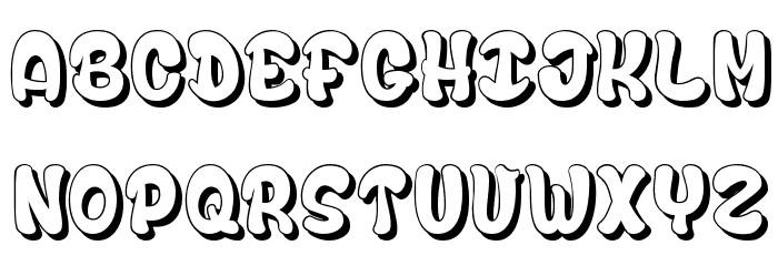 Free Bubble Letters Fonts Bubble & soap Font Free Fonts