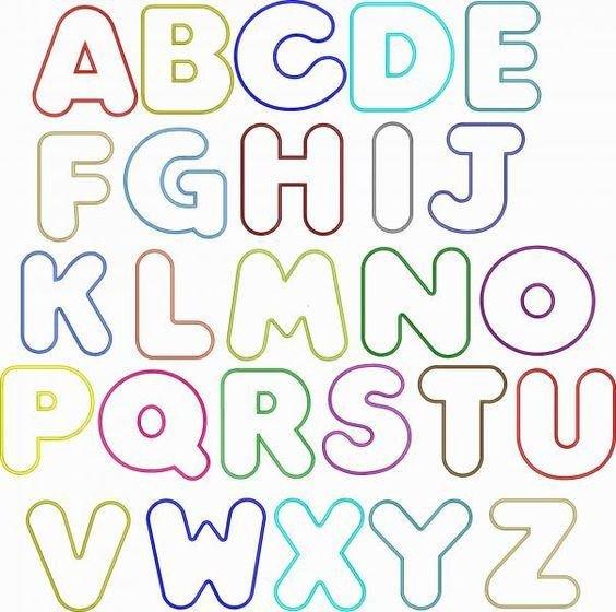 Free Bubble Letters Fonts Resultado De Imagen Para Bubble Fonts Ideas