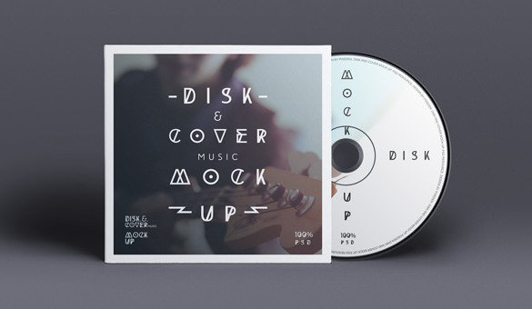 Free Cd Cover Template Cd Cover Template 51 Free Psd Eps Word format