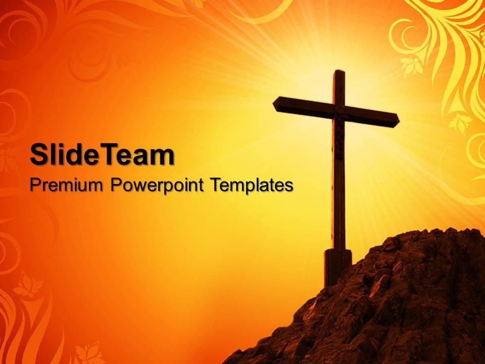 Free Christian Powerpoint Templates Free Powerpoint Templates for Church