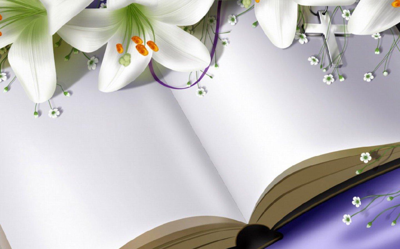 Free Christian Powerpoint Templates Free Religious Spring Flowers Wallpaper Wallpapersafari
