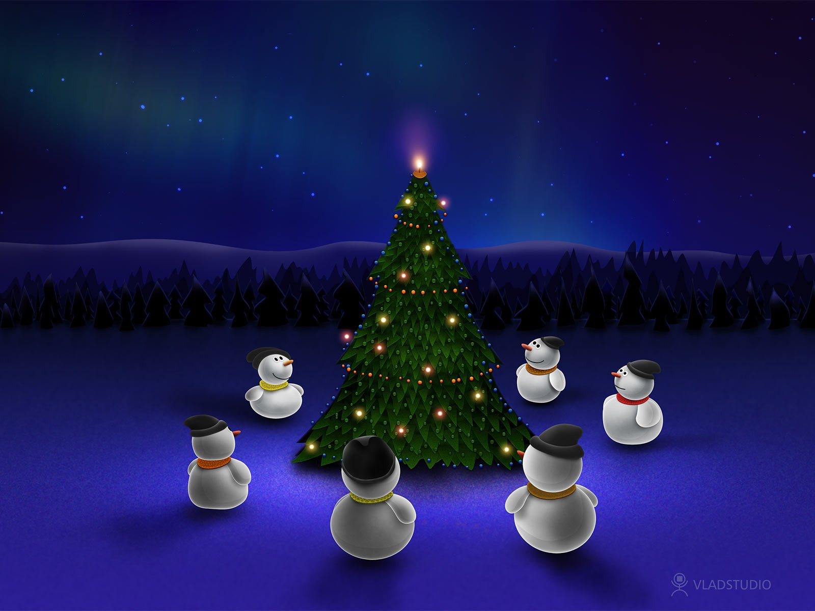 Free Christmas Desktop Wallpaper Christmas Wallpaper