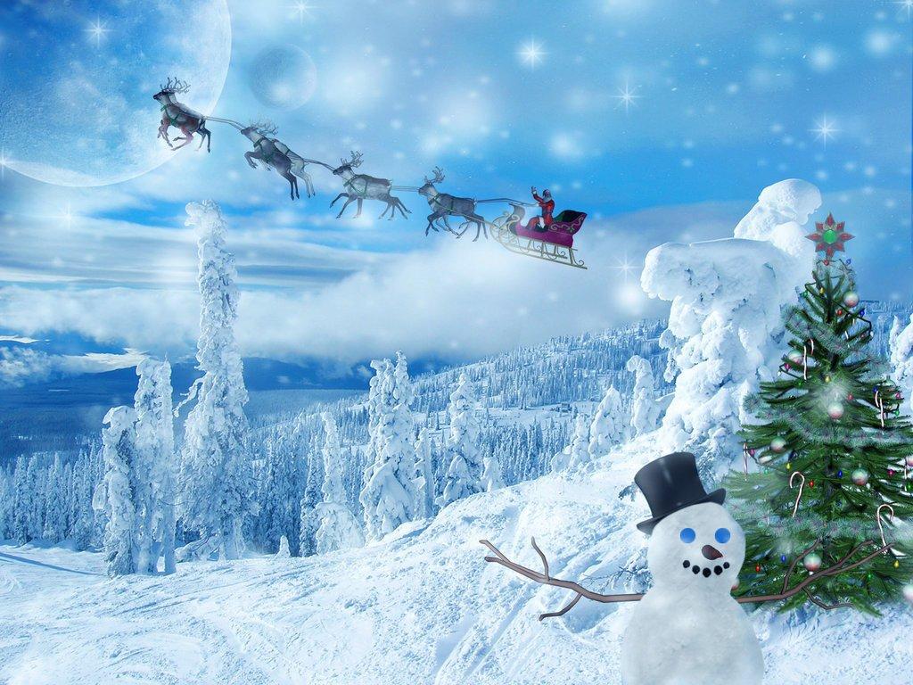 Free Christmas Desktop Wallpaper Christmas Wallpaper