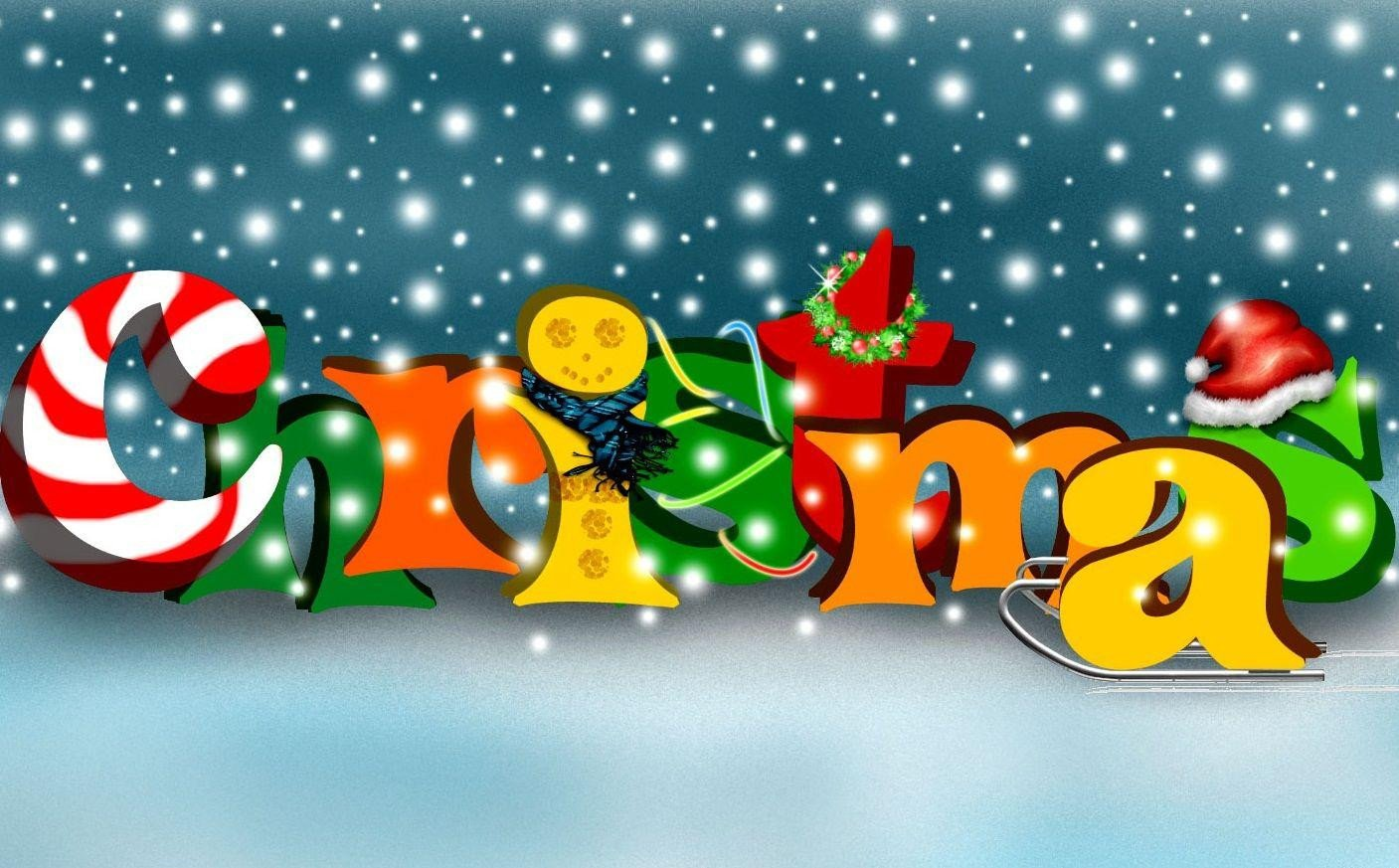 Free Christmas Desktop Wallpaper Cute Christmas Desktop Backgrounds Wallpaper Cave