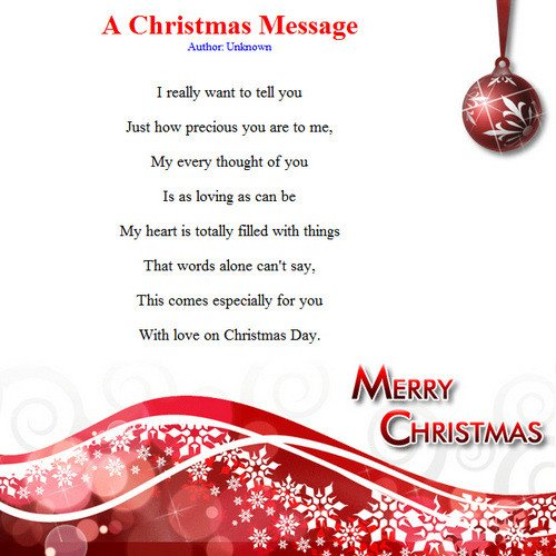 Free Christmas Email Template Marry Christmas