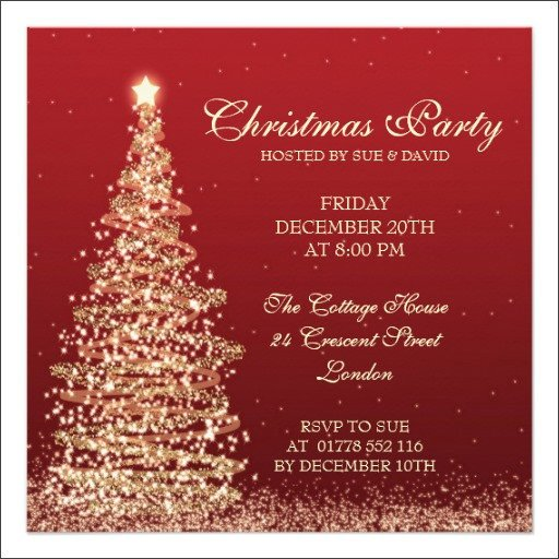 Free Christmas Party Invitation Templates 22 Printable Christmas Invitation Templates Psd Vector