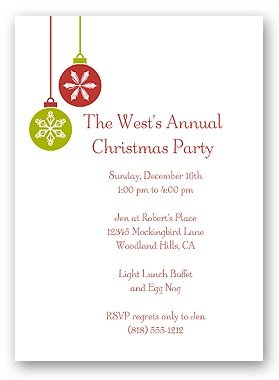 Free Christmas Party Invitation Templates Free Christmas Invitation Templates to Print Cobypic
