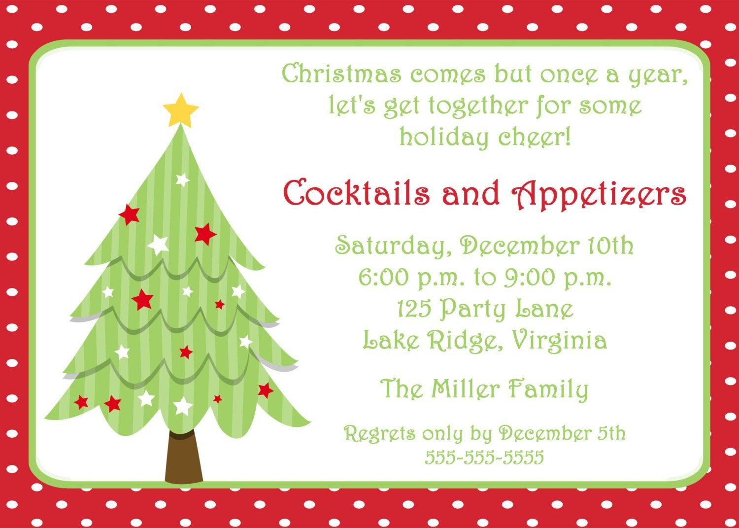 Free Christmas Party Invitation Templates Free Invitations Templates Free