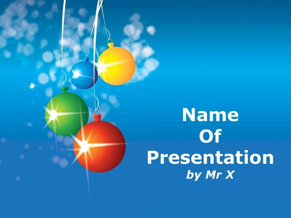 Free Christmas Powerpoint Templates Free Download 2012 Christmas Powerpoint Templates
