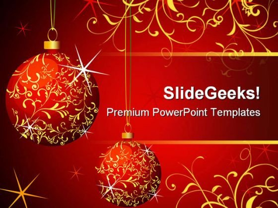 Free Christmas Powerpoint Templates Wallpapers Club Christmas Powerpoint Template Presentation