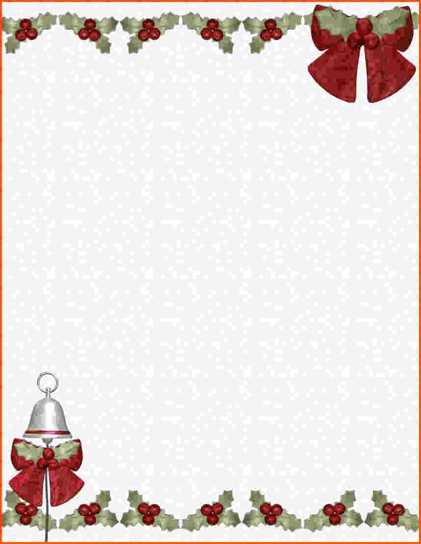Free Christmas Templates for Word Microsoft Word Free Christmas Templates – Festival Collections