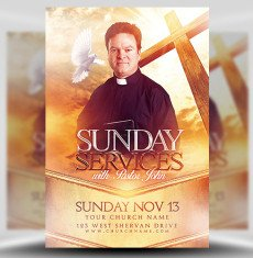 Free Church Flyer Templates Photoshop Church Flyer Templates for Shop Flyerheroes