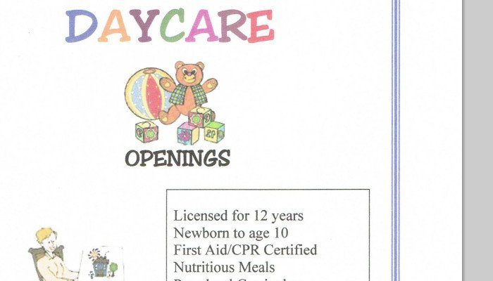 Free Daycare Flyer Templates 5 Daycare Flyers Templates
