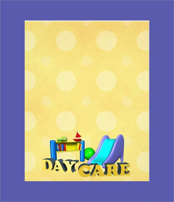 Free Daycare Flyer Templates Daycare Flyer Template 20 Download Free Documents In