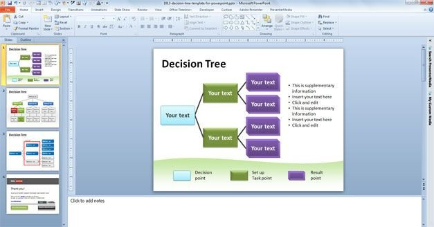 Free Decision Tree Template top 7 Decision Tree Powerpoint Templates