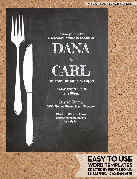 Free Dinner Invitation Templates 56 Dinner Invitation Templates Psd Vector Eps Ai