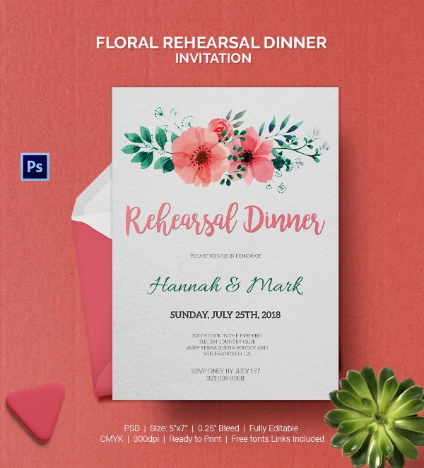 Free Dinner Invitation Templates Dinner Invitation Template 35 Free Psd Vector Eps Ai