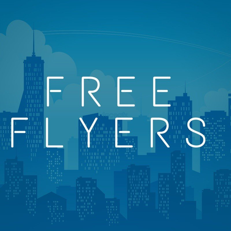 Free Download Flyers Template Free Real Estate Flyer Templates Download & Print today