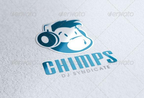 Free Editable Logo Templates Dj Logo Template – 41 Free Psd Eps Vector Ai