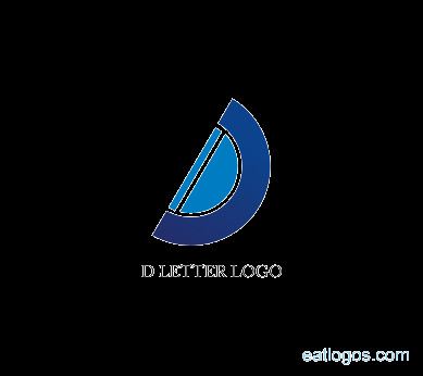 Free Editable Logo Templates Editable D Logo Design