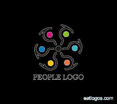 Free Editable Logo Templates Editable People Logo Design