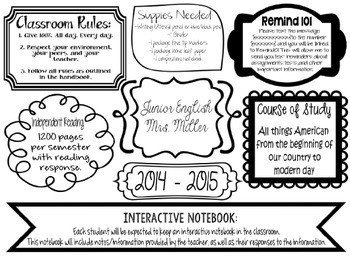 Free Editable Syllabus Template Creative Syllabus Templates by the Teal Paperclip