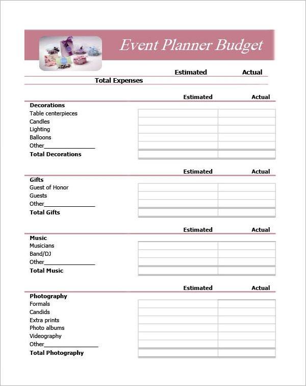 Free event Planning Templates event Planning Template 11 Free Documents In Word Pdf Ppt