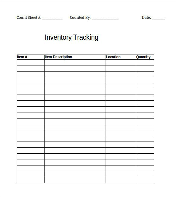 Free Excel Inventory Template Inventory Template – 25 Free Word Excel Pdf Documents