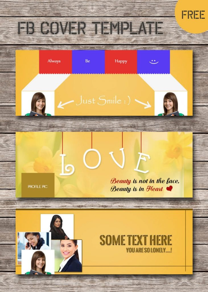 Free Facebook Covers Templates 10 Free Cover Psd Templates Frebiesland