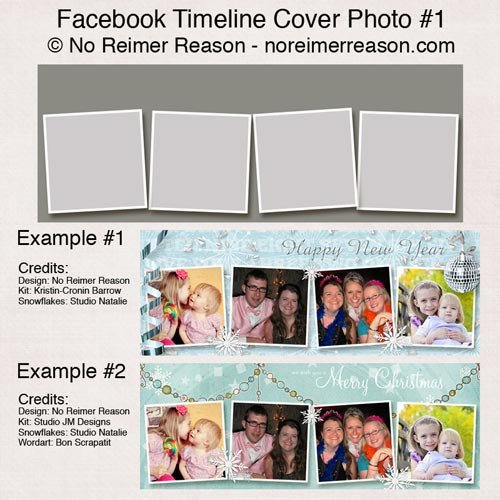 Free Facebook Covers Templates Cover – Free Template – No Reimer Reason