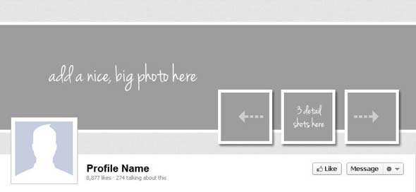 Free Facebook Covers Templates Free Timeline Cover Art Templates