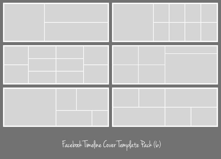 Free Facebook Covers Templates Timeline Cover Template Pack Graphers