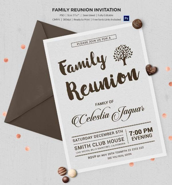 Free Family Reunion Templates Best 25 Family Reunion Invitations Ideas On Pinterest