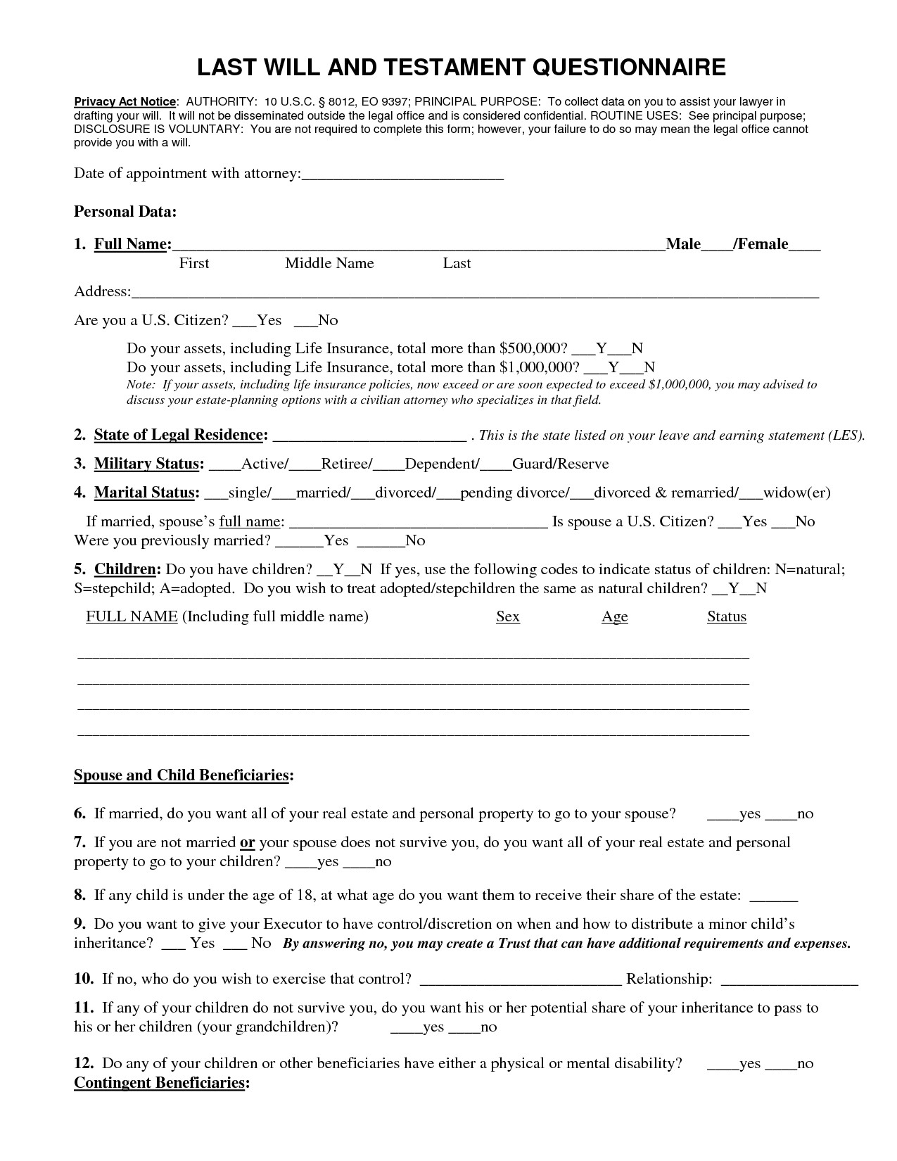 Free Florida Wills Template Free Printable Living Wills forms for Florida Line and