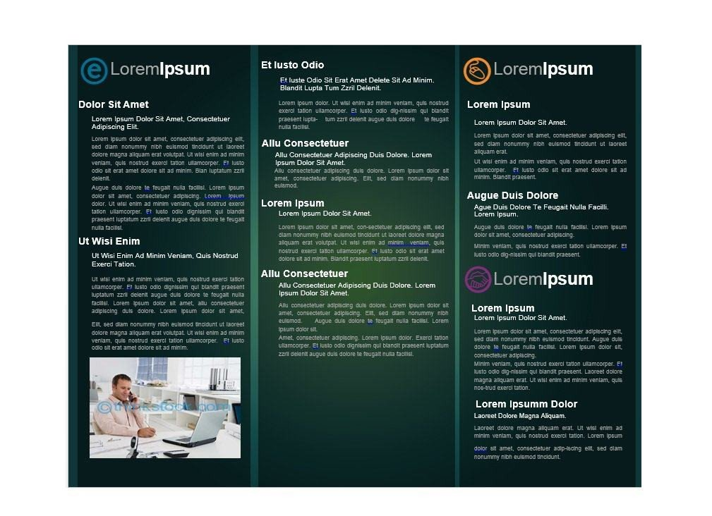 Free Flyer Template Word 31 Free Brochure Templates Ms Word and Pdf Free