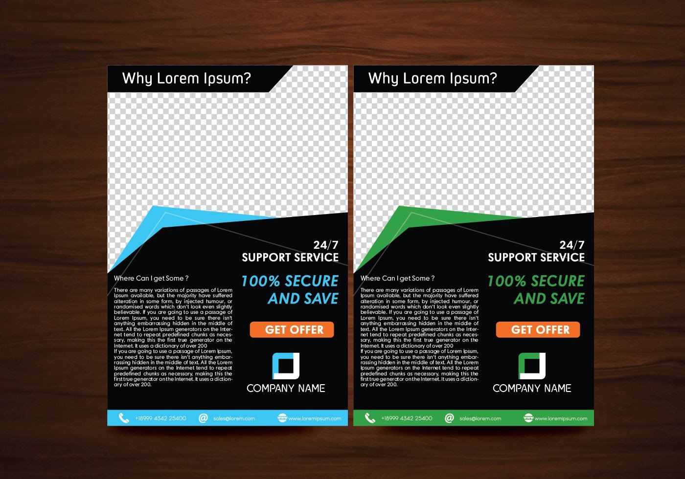 Free Flyers Designs Templates Vector Flyer Design Layout Template Vector Download Free