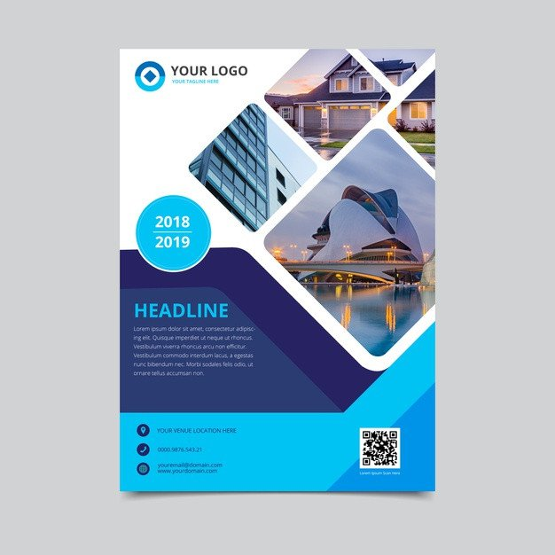 Free Flyers Template Download Flyer Template Vectors S and Psd Files