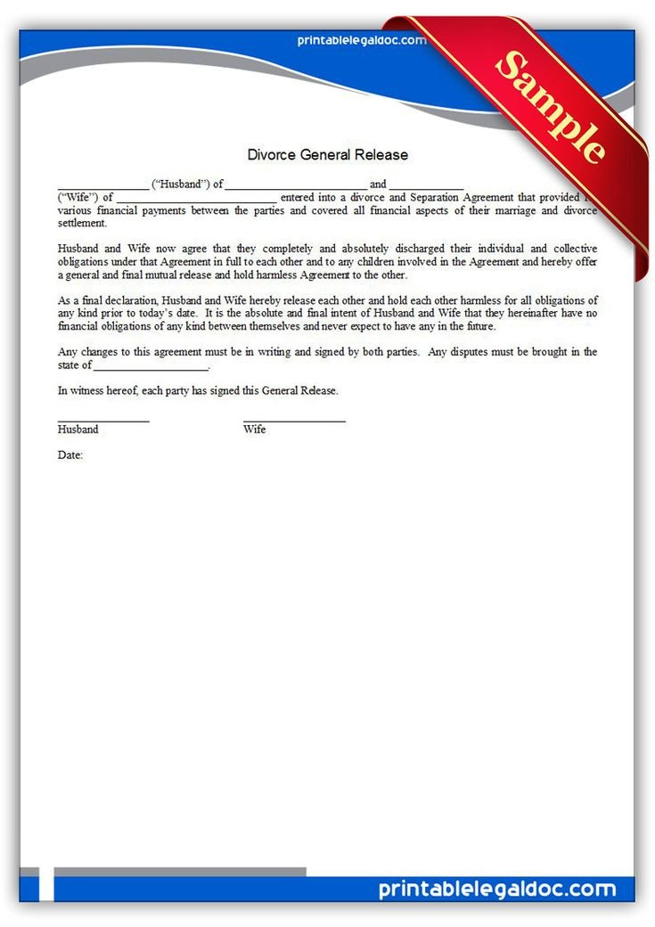 Free General Release form Template 9 Best Medical Release Images On Pinterest