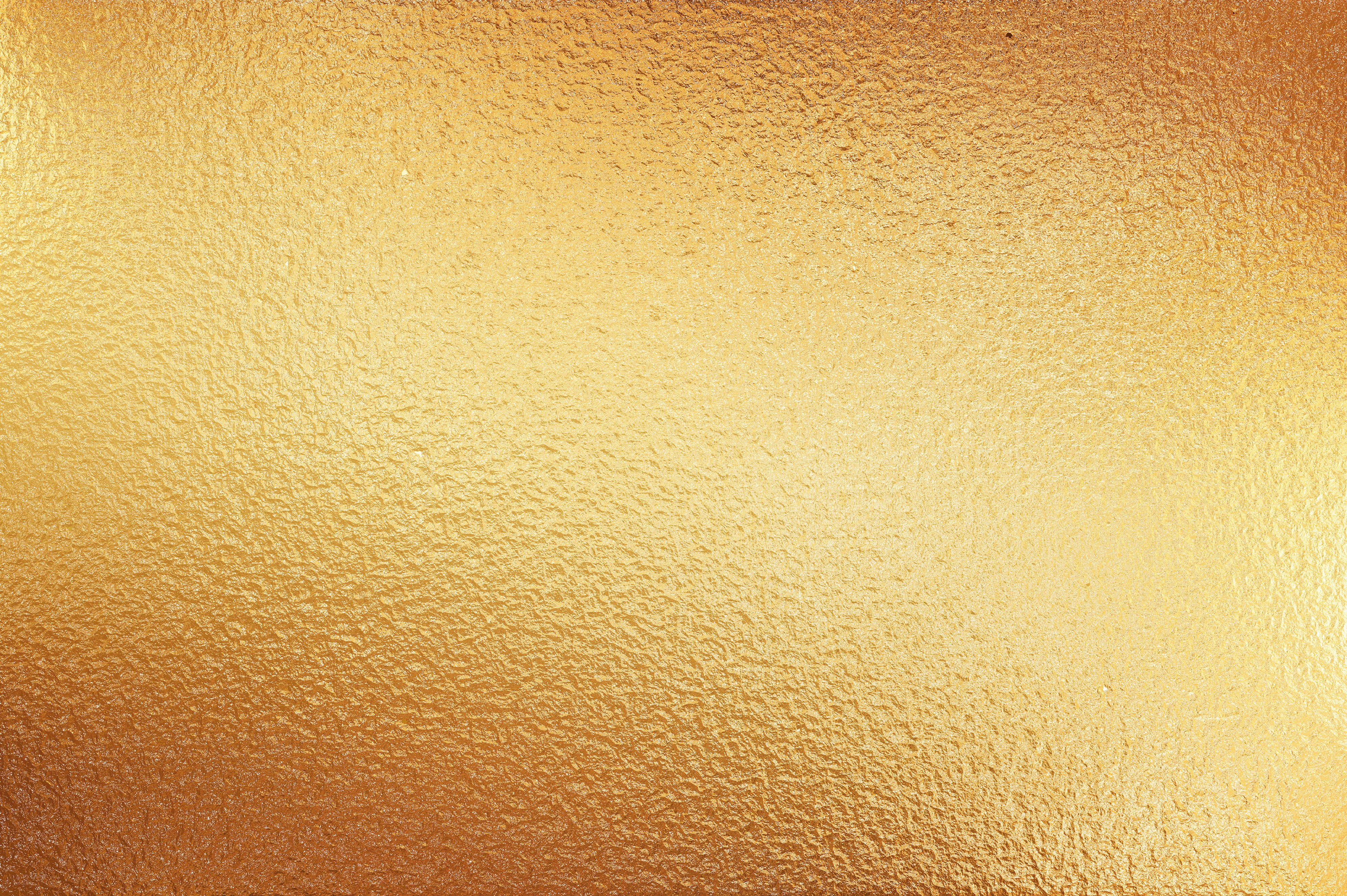 Free Gold Foil Texture A Large Sheet Of Gold Metal Foil Texture