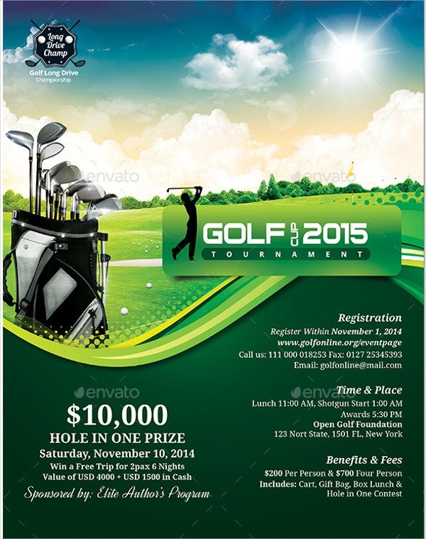 Free Golf Flyer Template 38 event Flyer Templates Word Psd Ai Eps