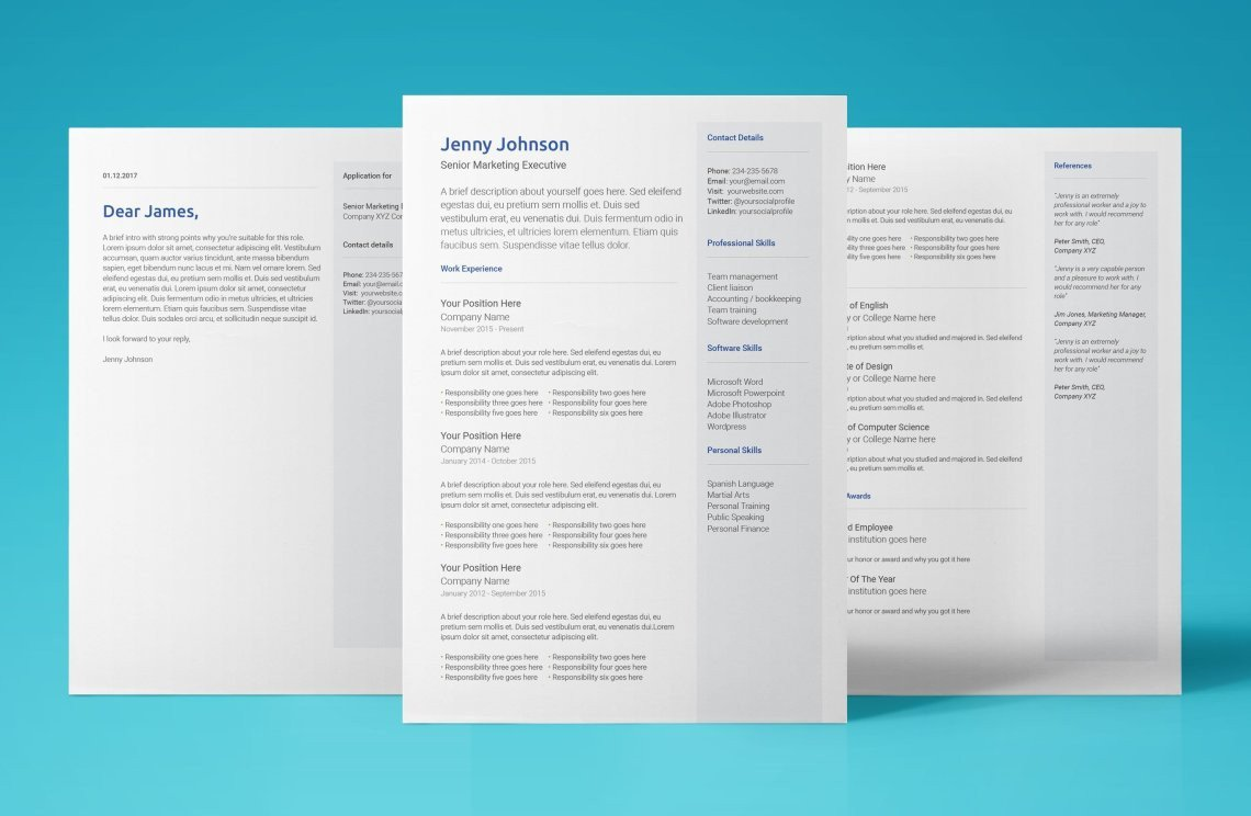 Free Google Doc Templates Free Google Docs Resume Template Modern 2018 Design Cv