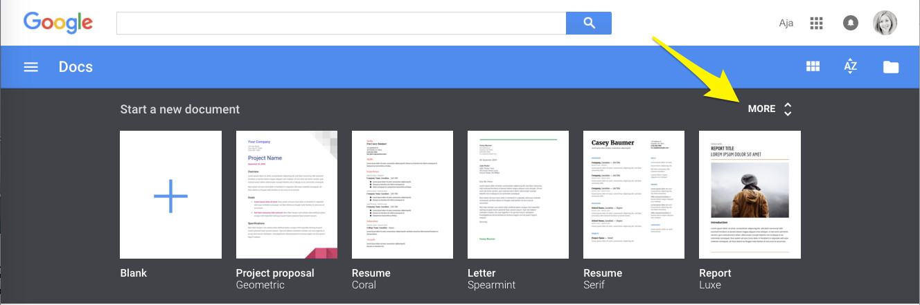 Free Google Docs Templates How to Create Effective Document Templates