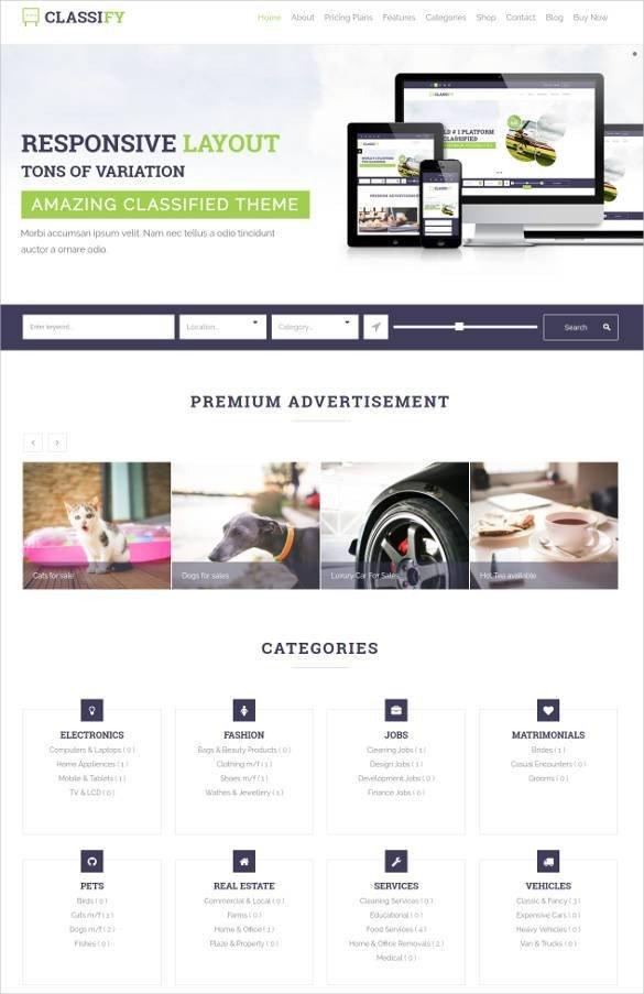 Free Google Sites Templates 27 Google Website themes & Templates