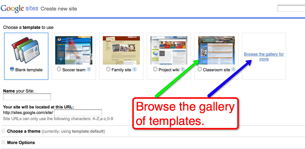 Free Google Sites Templates Free Technology for Teachers Google Sites Adds Templates
