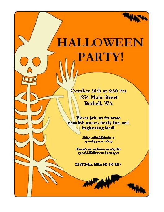 Free Halloween Flyers Templates Download Unique Halloween Flyer Templates