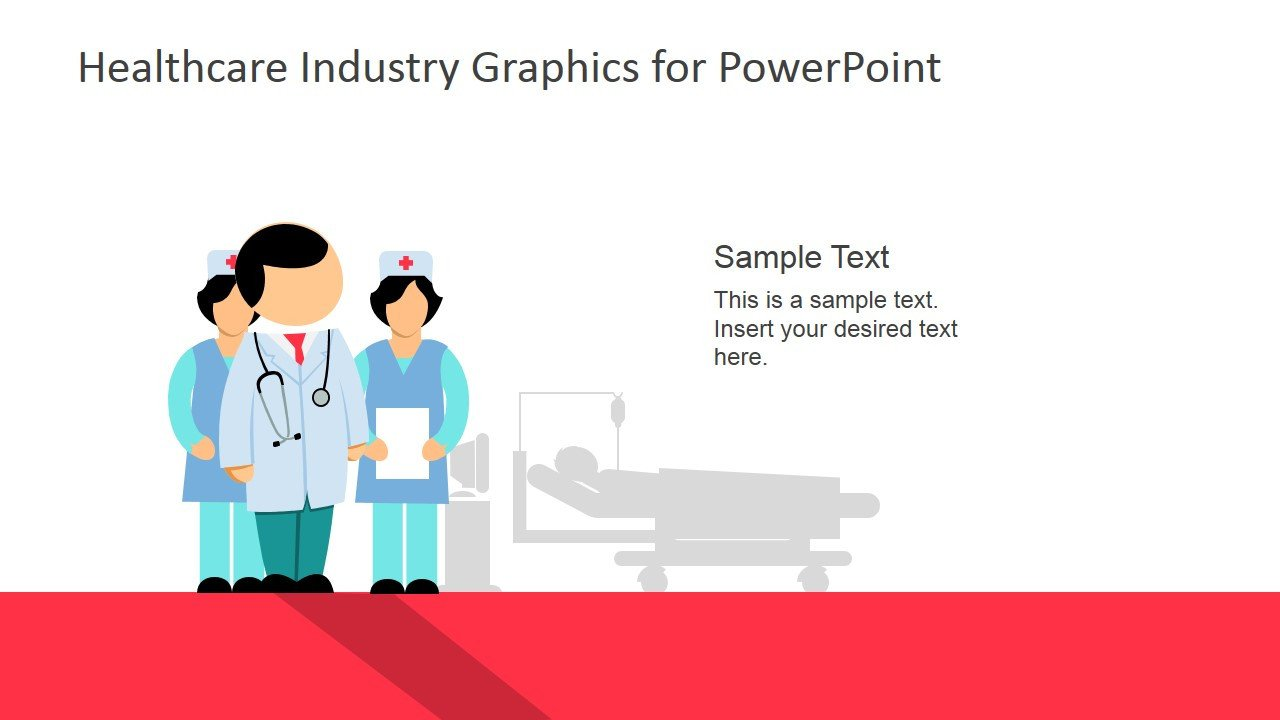 Free Healthcare Powerpoint Templates Healthcare Industry Graphics for Powerpoint Slidemodel