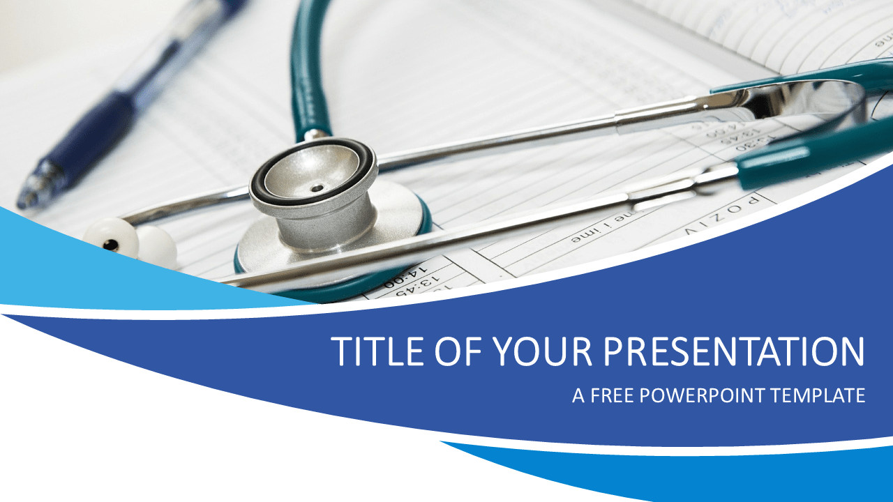 Free Healthcare Powerpoint Templates Medical Powerpoint Template Presentationgo