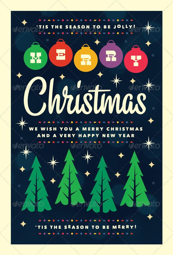 Free Holiday Flyer Templates 10 Best Christmas and New Year Flyers for 2014 Premiumcoding