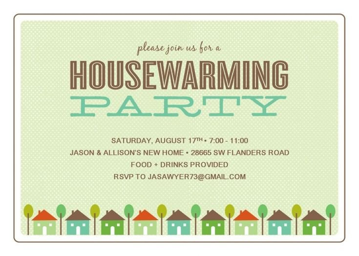 Free Housewarming Invitation Templates Free Printable Housewarming Party Templates
